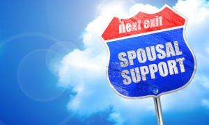 spousal support - how to determine alimony
