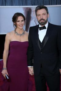 jennifer garner and ben affleck custody arrangement