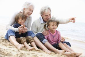 grandparents' right to child visitation