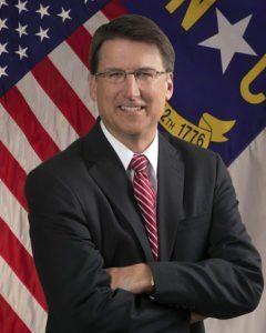 Raleigh lawyer discusses McCrory appointment