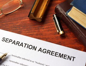 Separation Agreement Lawyer in NC