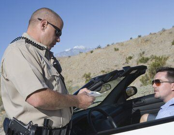 Pulled over for speeding? Call our speeding ticket attorneys to assist you.
