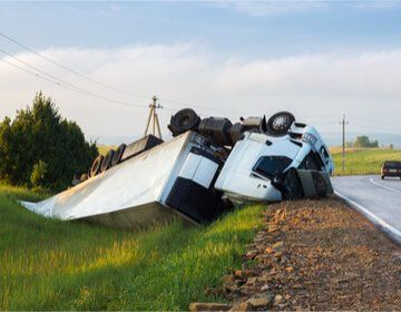 Our truck accident lawyers are here for you
