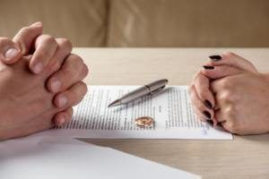 Uncontested divorce Wake County NC