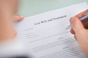 Start by Making a Will