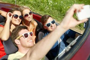 The Relationship Between Snapchat and Driving
