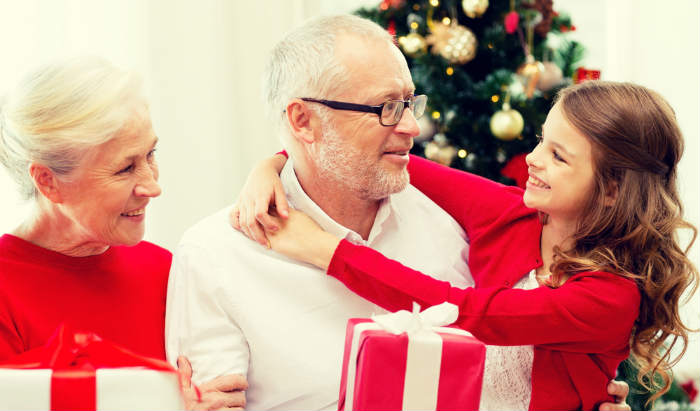 Our elder law attorneys in Palm Coast encourage families to share the Holidays with their loved ones in nursing homes.