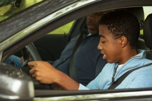 Parents can begin by educating themselves on driving challenges their teens face.