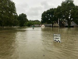If you have flood insurance, that will certainly make a difference in your recovery as to what may be covered.