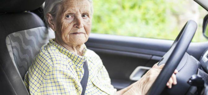 Our lawyers can handle your elderly driver lawsuit.