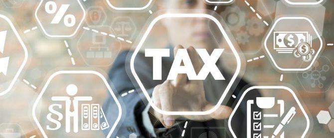 Changes to the Tax Code All Over the Place