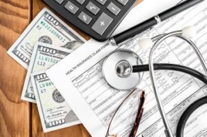 health insurance claim form for personal injury claims