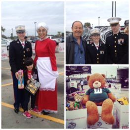 toys for tots along with Herrman & Herrman