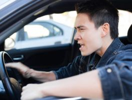 Aggressive Driving Accidents in Texas