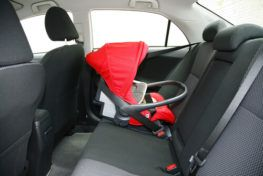 Car Seat Defect Lawyers in Corpus Christi