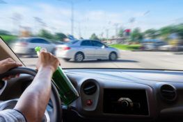 Truck Accidents Caused by Drunk Drivers