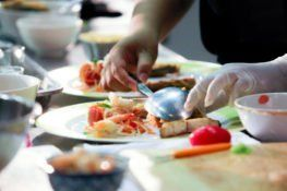 Improper food preparation can lead to food poisoning