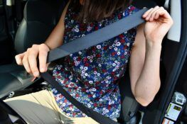 5 Reasons to Wear a Seatbelt