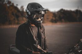 Motorcycle Accidents and Helmet Use