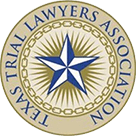 Troy Burch Law Firm Trial Lawyers Association Badge