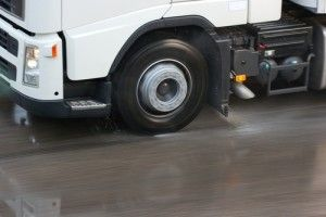 truck accident injury lawsuit brake malfunction product liability