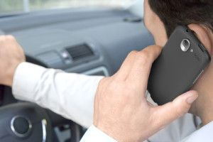 cellphone use that causes car accidents in new braunfels