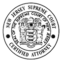 Thomas Huth and Daniel Santarsiero at the Law Offices of Jonathan F. Marshall have been certified as trial attorneys by the New Jersey Supreme Court. Tom's membership is in criminal defense