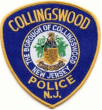 Photograph of Collingswood Police Department patch.