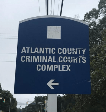 If you were arrested for burglary, eluding, distribution of CDS, robbery, handgun possession, aggravated assault, terrroristic threats or another indictable crime, your case will be directed to Mays Landing in Hamilton Township where the Atlantic County Criminal Courts Complex is located.