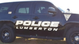 Photo of Lumberton Police Car