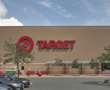 A primary destination for shoplifting in Jersey City is Target Department Store.