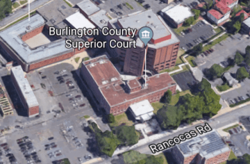 All Burlington County aggravated assault charges are handled at the County Courthouse in Mount Holly New Jersey since the Superior Court has jurisdiction to decide crimes of the second degree, third degree and fourth degree.