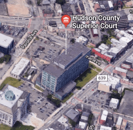 All criminal charges involving first degree, second degree or third degree distribution of cocaine or possession with intent to distribute cocaine are handled at the Hudson County Superior Court located on Newark Avenue in Jersey City New Jersey.