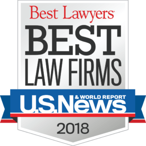 best law firms 2018 logo