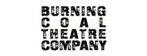 burning coal logo