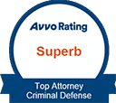 Avvo Rating Superb Top Attorney Criminal Defense NJ