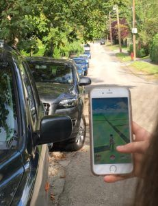 Pokémon Go GPS Game May Increase Personal-Injury Accidents