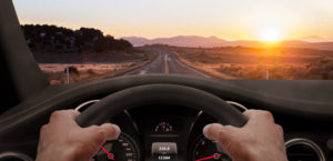 Sun Glare – Safety Tips When Driving at Sunset or Sunrise