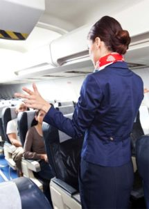 Personal Injury Accidents on International Flights