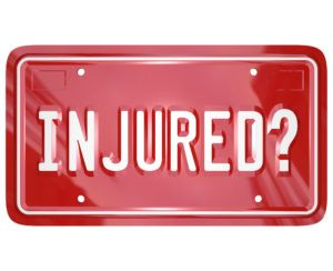 car accident injury claim Vancouver
