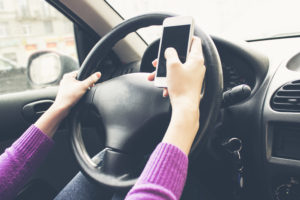 Holding a Disabled Cell Phone Still Counts as Distracted Driving