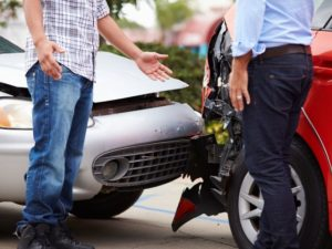 Determining Fault After a Car Accident