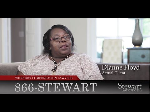 Client Testimonial Dianne Floyd - Stewart Law Offices