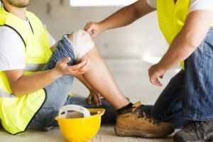 On the job injuries in SC