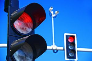 Red Light Accident Deaths Reach a 10 Year High