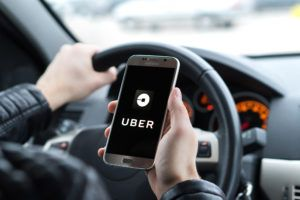 What to do if you are in an uber accident in south carolina