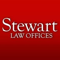 Stewart Law Offices SM Logo