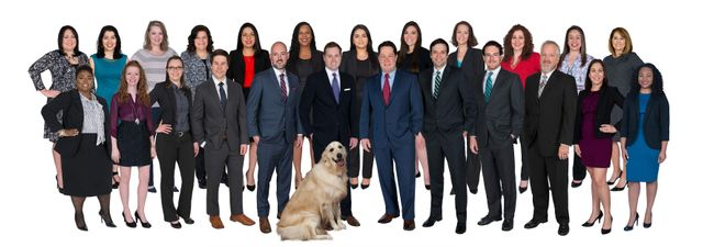 Stewart Law Office Group Photos