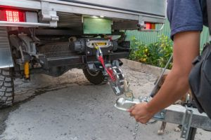 Commercial Trailer Hitch Failure - Charlotte, NC - Stewart Law Offices