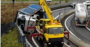 Common Causes of Truck Accidents in South Carolina